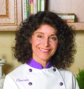 Cherie Soria, founder and director of Living Light Culinary Arts Institute