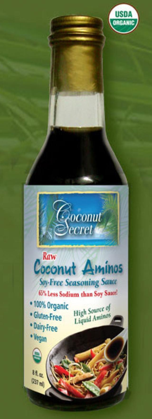 Recipes with coconut aminos