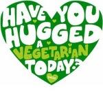 hug a veg