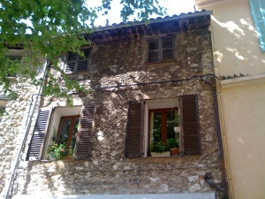 Stone building Vence