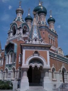 Russsian Church