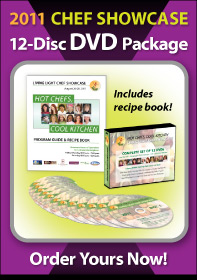 Chef Showcase DVD set